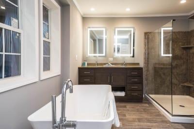 Optional Radiant Spa Bath 1