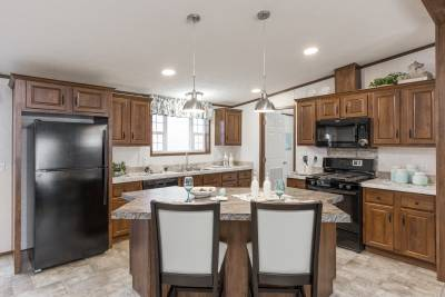The Taylor 701A kitchen