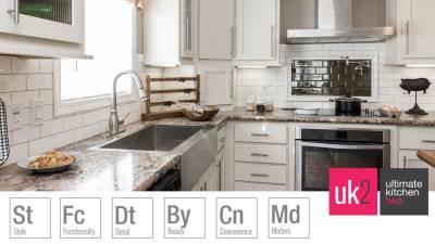 Titan Homes, New York, designer kitchen