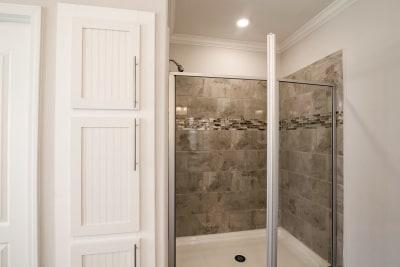 Hillcrest IV master bath