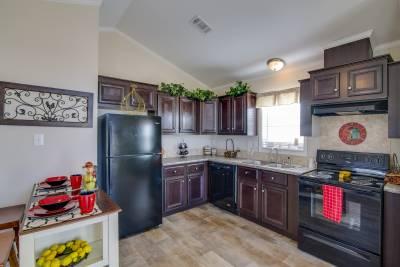 Cimarron Classic 1207 kitchen