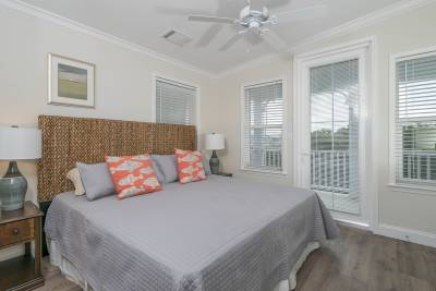 Multi-family, Tarpon Harbour, master bedroom
