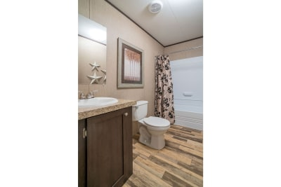 RM2852A by Redman Homes bathroom