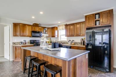 Champion Homes, York NE, kitchens