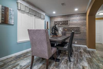 Champion Homes, Dresden TN, Dining Rooms