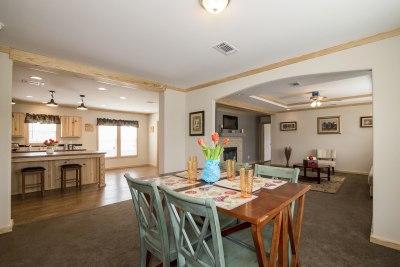 Brazos XL dining room