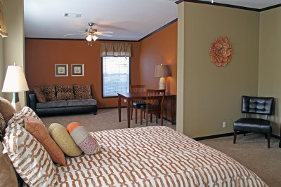 Augusta by Titan Factory Direct master bedroom