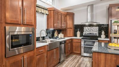 Athens, Texas - Cimarron Classic kitchen