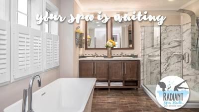 Champion Homes, Radiant Spa Bath