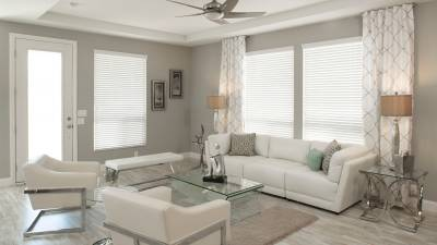 Silvercrest Kingsbrook, California - living room