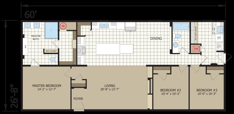 Redman Catena R30 - Redman Homes | Redman Homes - Pennsylvania on schneider homes floor plans, fischer homes floor plans, taylor homes floor plans, pardee homes floor plans,