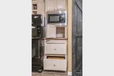 Ridgecrest 6010 kitchen convenience center