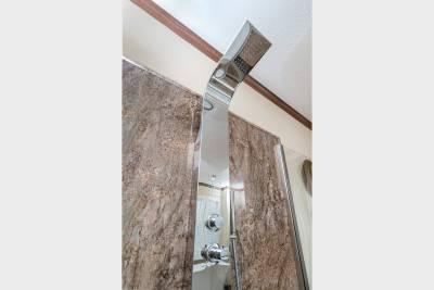 Radiant Spa Bath, shower tower