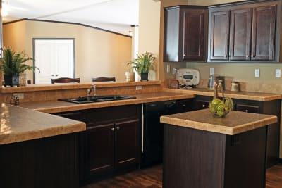 Augusta by Titan Factory Direct kitchen
