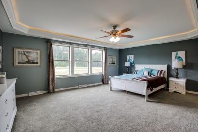 New Era Amherst 3.0 master bedroom