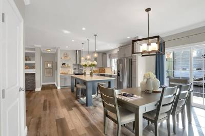 Excel Homes Dining Room