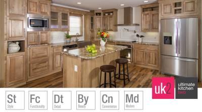 Dutch Housing, designer kitchen