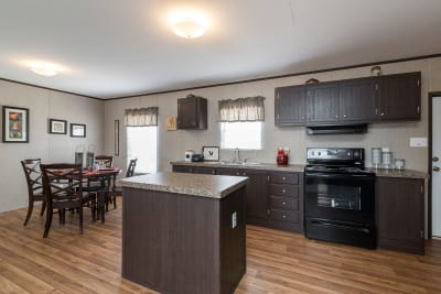 Redman 2856A kitchen