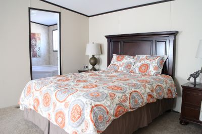 Bailey by Titan Factory Direct master bedroom