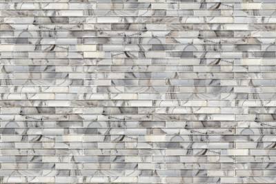 Accent Ribbon and Backsplash Tiles