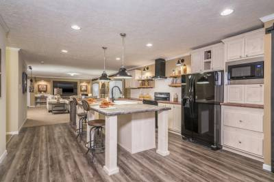 Ridgecrest 6010 kitchen