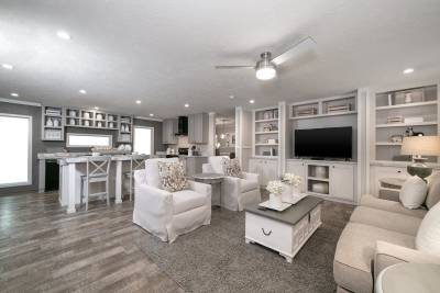 Champion Homes - Benton, KY - Living Room
