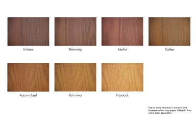 Therma Tru Doors Stain Options