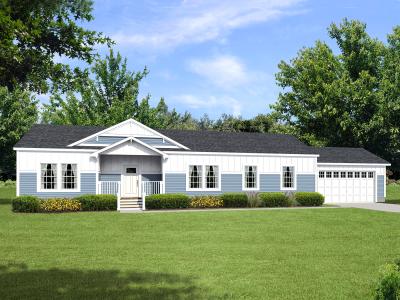 Genesis Homes Model 2