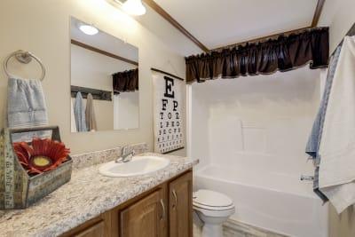 Essentials A25609 bathroom