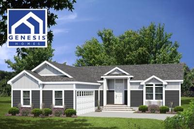 Genesis Homes at 2020 IBS Show