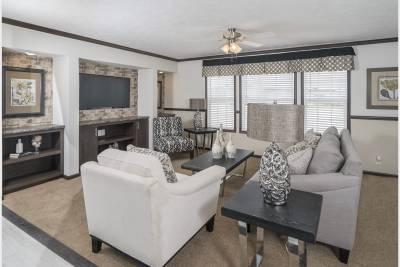 CDC 2860 living room
