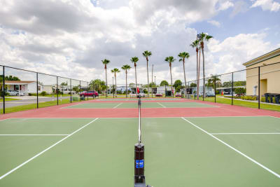 Gulfstream Harbor tennis courts