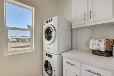 Urbaneer ADU by Genesis Homes - utility room