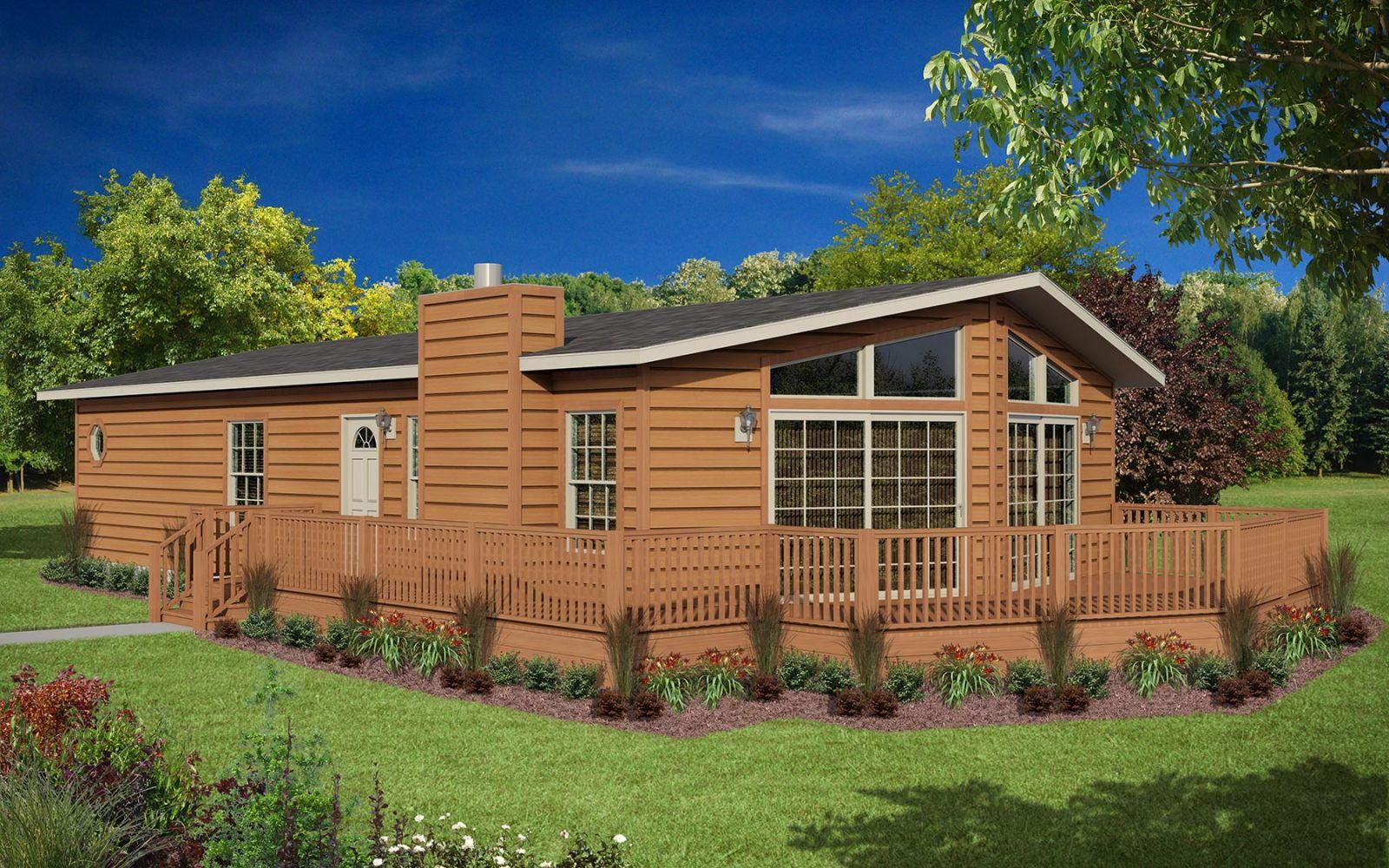 Wood Manor D502 - Skyline Homes