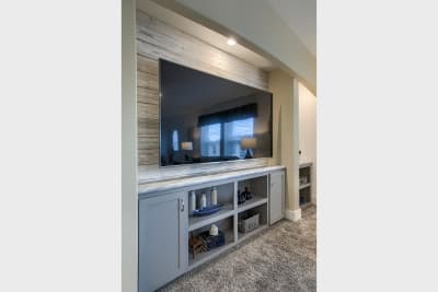 Central Great Plains 964 entertainment center
