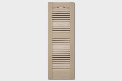 MidAmerica Louvered Shutters