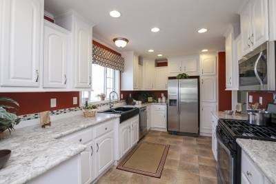 Redman Homes, Ephrata PA, Kitchens 06