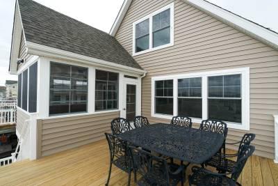 Excel Homes, Boardwalk, deck