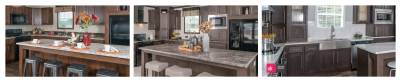 Champion Homes, Customer Design Collection, kitchens