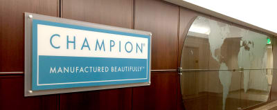 Jobs at Champion Home Builders