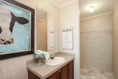 Foundations F76 master bathroom