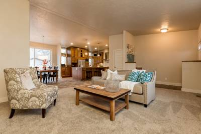 Champion Homes, Weiser, Idaho, Living Rooms