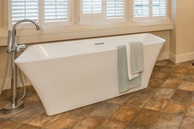 Champion Homes, Weiser, Idaho, Radiant Spa Bath