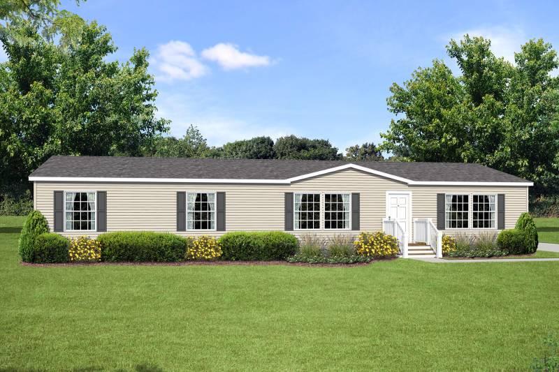 Ridgecrest 6009 exterior