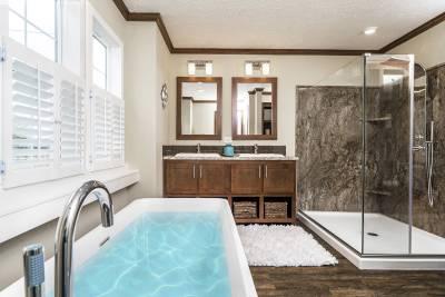 Radiant Spa Bath