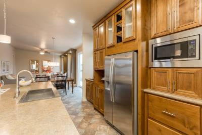 Champion Homes, Weiser, Idaho, Ultimate Kitchen Two