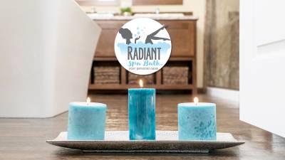 New Image, Radiant Spa Bath, luxury master baths