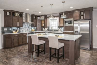 Champion Homes, Dresden TN, Ultimate Kitchen Two