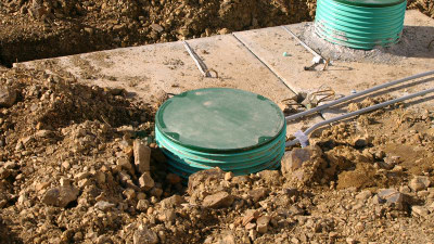 Titan Factory Direct, land improvements, septic systems