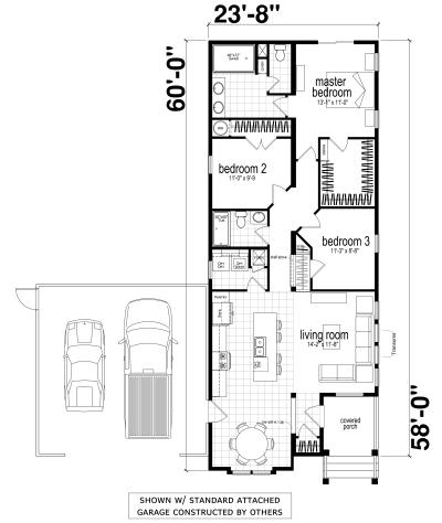 Genesis Homes Model 5